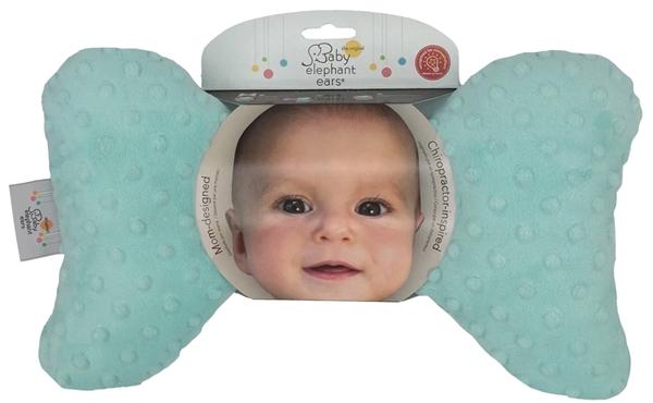 Picture of Baby Elephant Ears Μαξιλαράκι Στήριξης - Aqua Minky