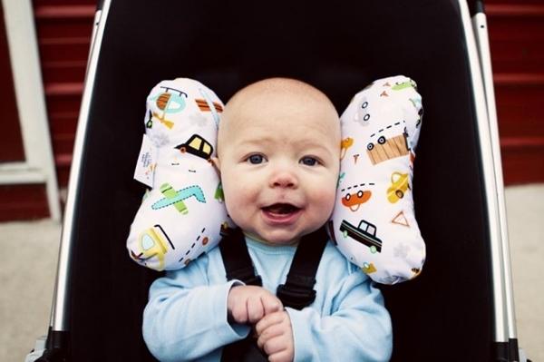 Picture of Baby Elephant Ears Μαξιλαράκι Στήριξης - Vroom
