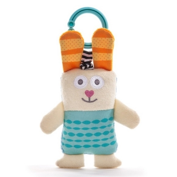 Picture of Taf Toys Κουδουνίστρα Ronnie The Rabbit