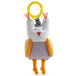 Picture of Taf Toys Κουδουνίστρα Obi The Owl