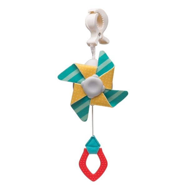 Picture of Taf Toys Παιχνίδι Καροτσιού Pinwheel