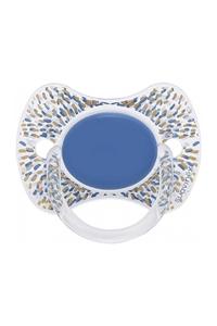 Εικόνα της Suavinex Fusion Πιπίλα Σιλικόνης Haute Couture Μπλε 4Μ+