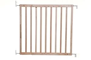 Εικόνα της DreamBaby Ξύλινη Πόρτα Ασφαλείας Hudson Pro Gate