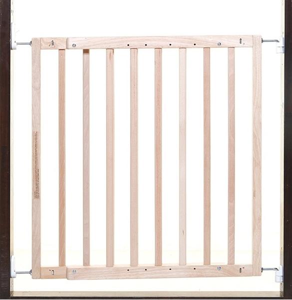 Picture of DreamBaby Ξύλινη Πόρτα Ασφαλείας Hudson Pro Gate
