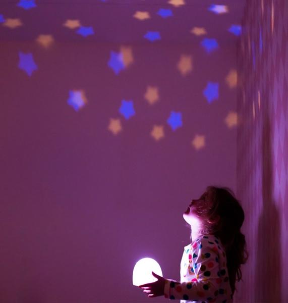 Picture of A Little Lovely Company Rainbow Προτζέκτορας Φωτάκι Νυχτός