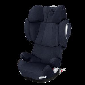 Εικόνα της Cybex Παιδικό Κάθισμα Solution Q3 Fix Plus 15-36kg. Midnight Blue