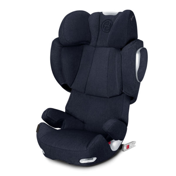 Picture of Cybex Παιδικό Κάθισμα Solution Q3 Fix Plus 15-36kg. Midnight Blue
