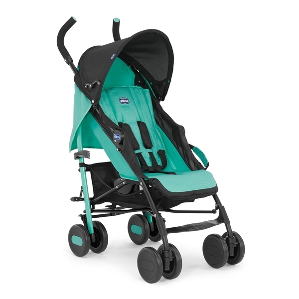 Picture of Chicco Παιδικό Καρότσι Echo Complete, Sea Green