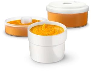 Εικόνα της Philips Avent Σκεύη Αποθήκευσης Φρέσκων Τροφίμων , 2τμχ