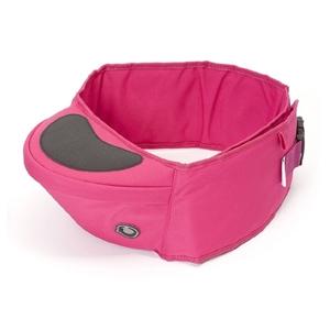 Εικόνα της HippyChick Κάθισμα Μέσης Hipseat, Hot Pink