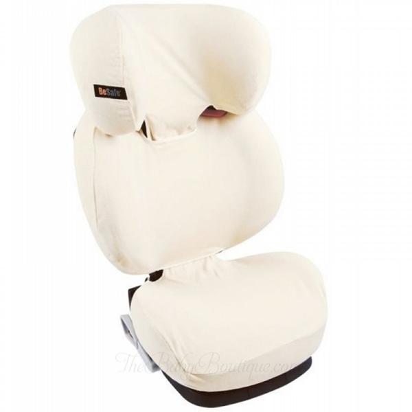 Picture of BeSafe καλοκαιρινό κάλυμμα καθίσματος iZi Up Λευκό