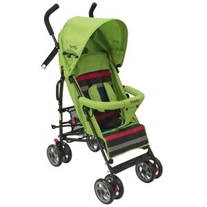 Εικόνα της Just Baby Καρότσι Περιπάτου Flexy, Green