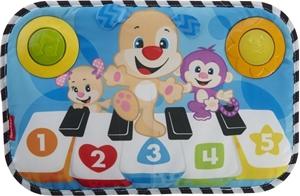 Εικόνα της Fisher Price Εκπαιδευτικό Μουσικό Πιανάκι Κούνιας