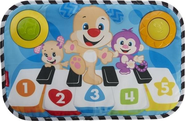 Picture of Fisher Price Εκπαιδευτικό Μουσικό Πιανάκι Κούνιας