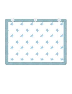 Εικόνα της Minene Υφασμάτινες Ηλιοπροστασίες Αυτοκινήτου με UV προστασία, Blue Stars