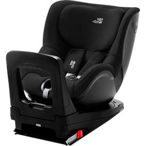 Picture of Britax Romer Παιδικό Κάθισμα Αυτοκινήτου Dualfix I-Size, Cosmos Black 40 - 105 cm + Δώρο το Vehicle seat protector αξίας 48€