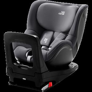 Εικόνα της Britax Romer Παιδικό Κάθισμα Αυτοκινήτου Dualfix I-Size, Storm Grey 40 - 105 cm