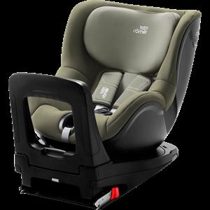 Εικόνα της Britax Romer Παιδικό Κάθισμα Αυτοκινήτου Dualfix I-Size, Olive Green 40 - 105 cm