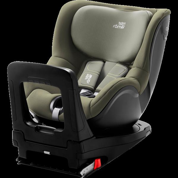 Picture of Britax Romer Παιδικό Κάθισμα Αυτοκινήτου Dualfix I-Size, Olive Green 40 - 105 cm