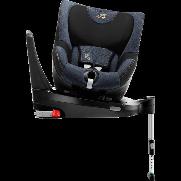 Picture of Britax Romer Παιδικό Κάθισμα Αυτοκινήτου Dualfix I-Size, Blue Marble 40 - 105 cm