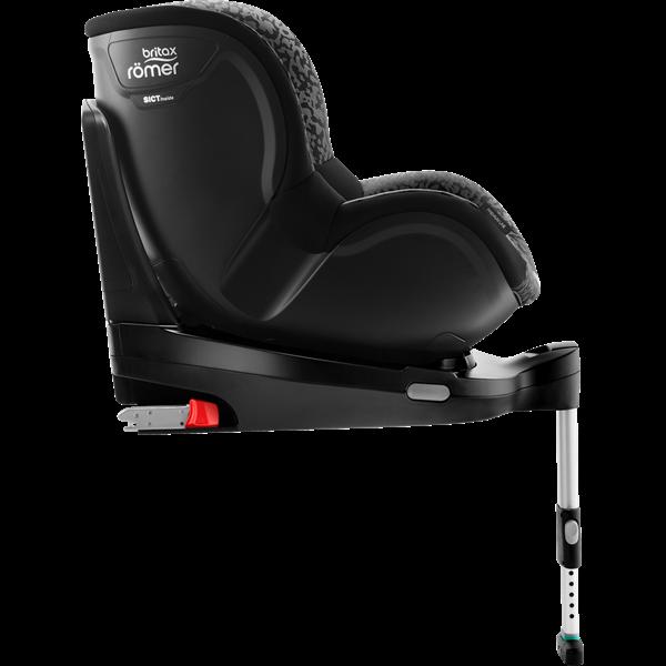Picture of Britax Romer Παιδικό Κάθισμα Αυτοκινήτου Dualfix I-Size, Mystic Black 40 - 105 cm