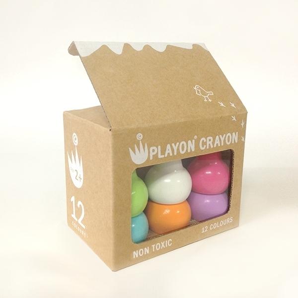 Picture of Skinky Kηρομπογιές Playon Crayon, Pastel