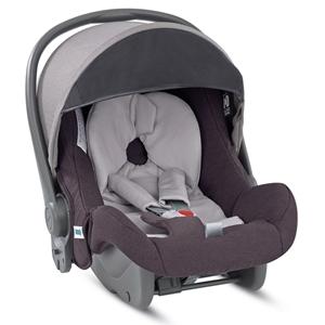 Picture of Inglesina Κάθισμα Αυτοκινήτου Huggy MultiFix 0+, Sideral Grey