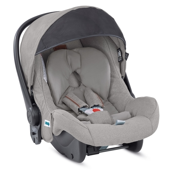 Picture of Inglesina Κάθισμα Αυτοκινήτου Huggy MultiFix 0+, Derby Grey