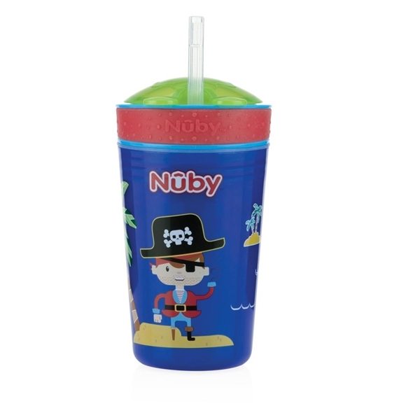 Picture of Nuby Drink & Snack Cup 270ml Blue