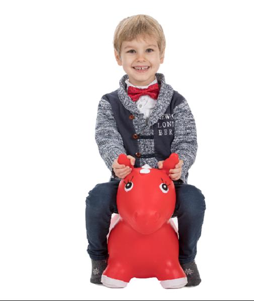 Picture of Gerardos Toys Φουσκωτό Χοπ Χοπ, Green Horse