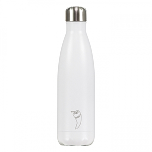 Picture of Chillys Θερμός Για Υγρά Matte White 500ml.