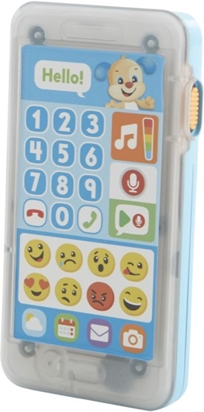 Picture of Fisher Price Εκπαιδευτικό Τηλέφωνο με Τηλεφωνητή #FPR24