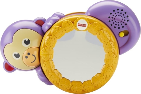 Picture of Fisher Price Μουσικό Μαϊμουδάκι Δραστηριοτήτων #FHF75