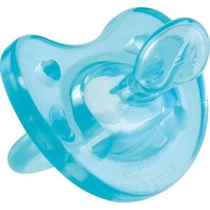 Picture of Chicco Πιπίλα Physio Soft, Όλο σιλικόνη Σιέλ, 0m+ 1τμχ