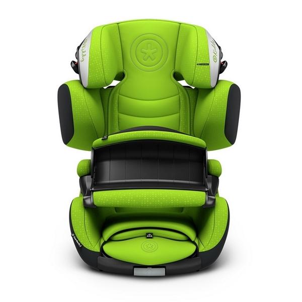 Picture of Kiddy Κάθισμα Αυτοκινήτου Guardianfix 3, 9-36kg, Spring Green