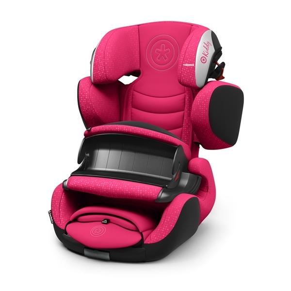 Picture of Kiddy Κάθισμα Αυτοκινήτου Guardianfix 3, 9-36kg, Berry Pink