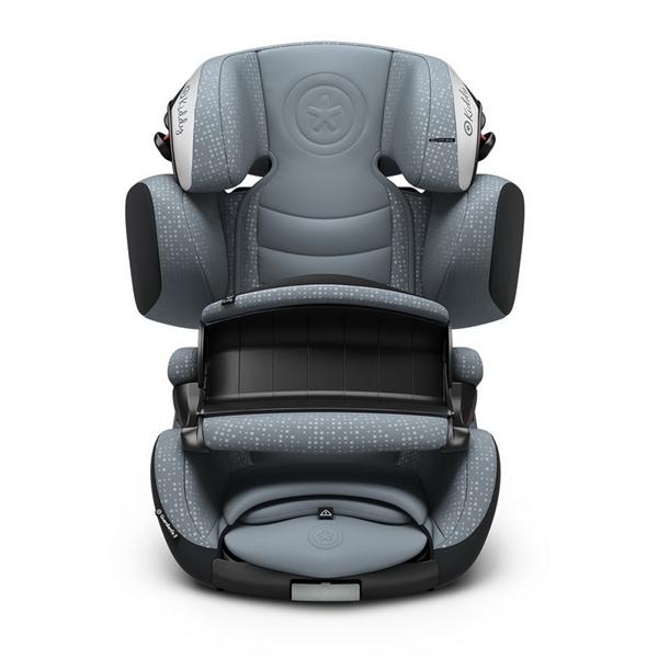 Picture of Kiddy Κάθισμα Αυτοκινήτου Guardianfix 3, 9-36kg, Polar Grey