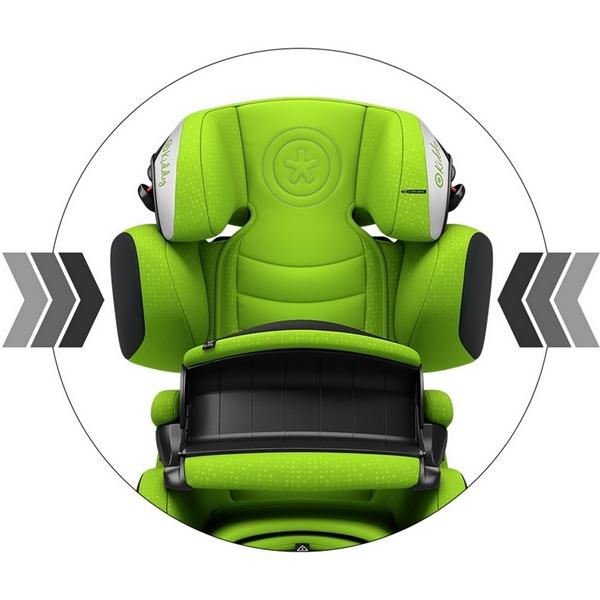 Picture of Kiddy Κάθισμα Αυτοκινήτου Guardianfix 3, 9-36kg, Mountain Blue