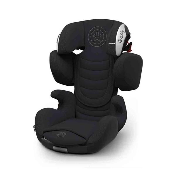 Picture of Kiddy Κάθισμα Αυτοκινήτου CruiserFix 3, 15-36kg., Mystic Black