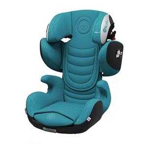 Εικόνα της Kiddy Κάθισμα Αυτοκινήτου CruiserFix 3, 15-36kg., Ocean Petrol