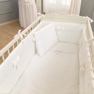 Εικόνα της FunnaBaby Σετ προίκας μωρού Premium White