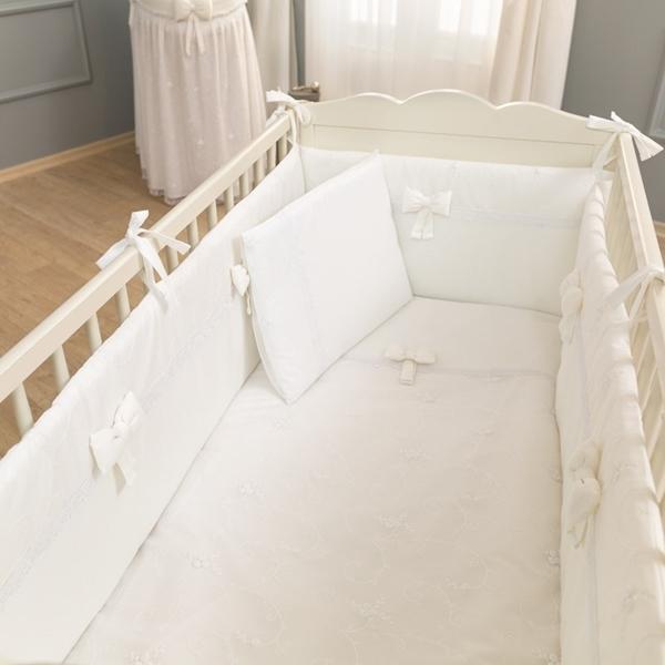 Picture of FunnaBaby Σετ προίκας μωρού Premium White