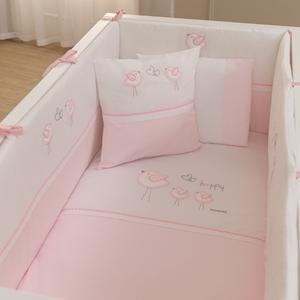 Εικόνα της FunnaBaby Σετ προίκας μωρού Happy Pink