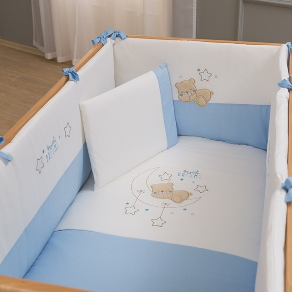 Picture of FunnaBaby Σετ προίκας μωρού Sweet Dreams Blue