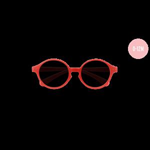 Εικόνα της IZIPIZI Γυαλιά Ηλίου Sun Baby, 0-12M Red