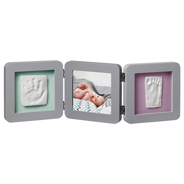 Picture of Baby Art Κορνίζα με Αποτύπωμα My Baby Touch 2 Cast Grey