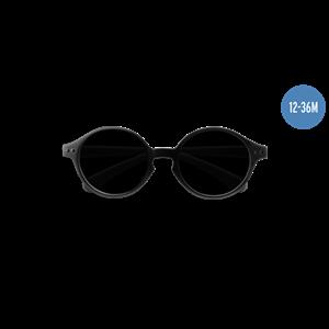 Εικόνα της IZIPIZI Γυαλιά Ηλίου Sun Kids, 12-36M Black