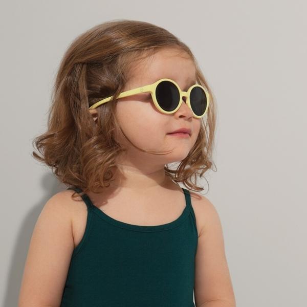 Picture of IZIPIZI Γυαλιά Ηλίου Sun Kids, 12-36M Black