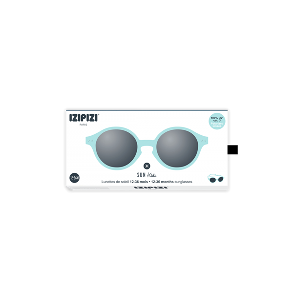 Picture of IZIPIZI Γυαλιά Ηλίου Sun Kids, 12-36M Sky Blue
