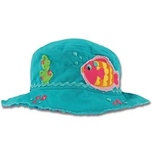 Εικόνα της Stephen Joseph Παιδικό Καπέλο, Pink Fish